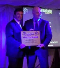 Athos Antionades receives Martial Arts Illustrated Hall of Fame